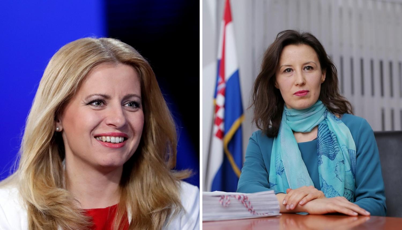 Slovačka na čelu države sada ima svoju 'Daliju Orešković'