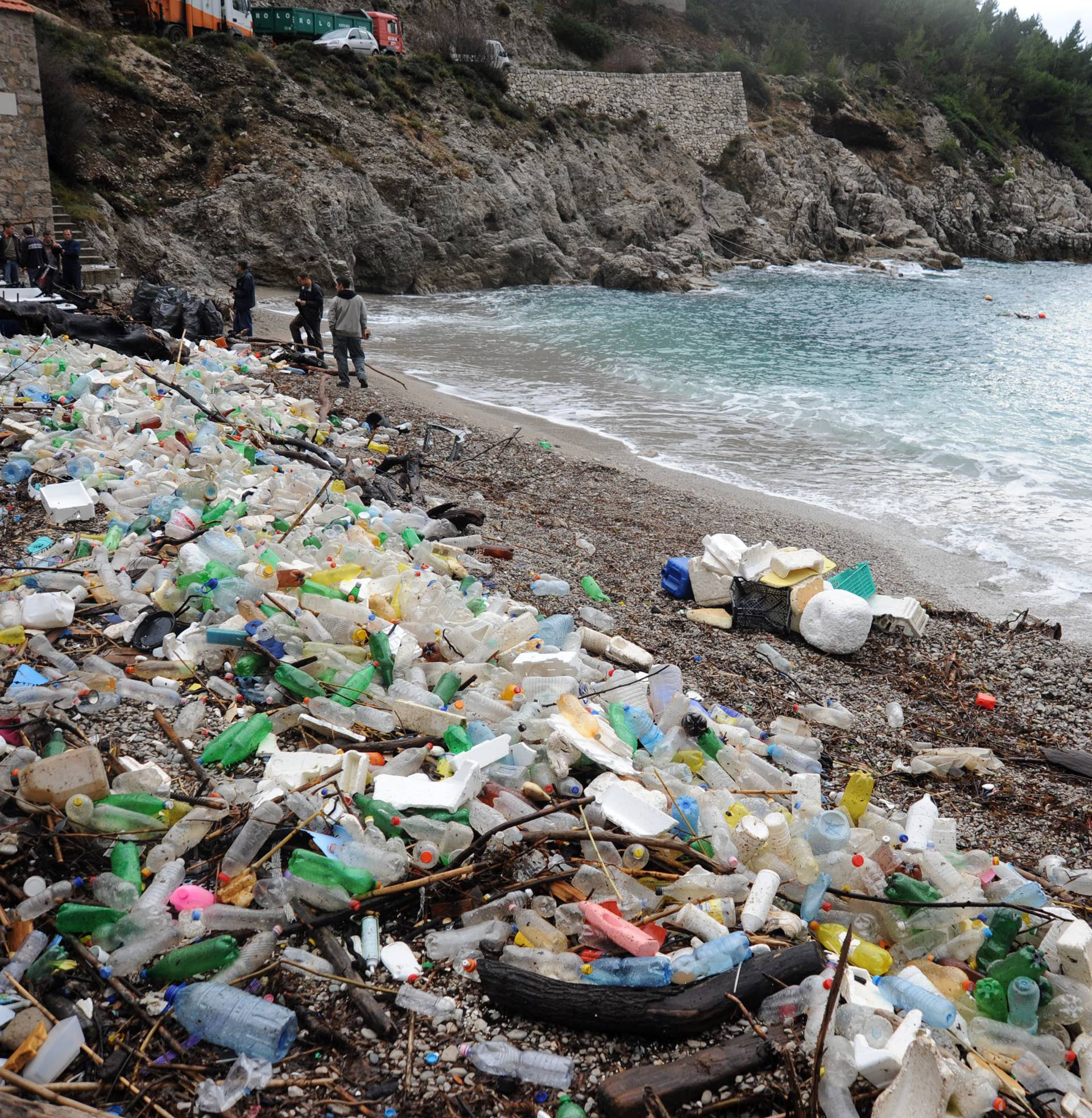 Jadran će postajati sve prljaviji jer je zbrinjavanje otpada loše
