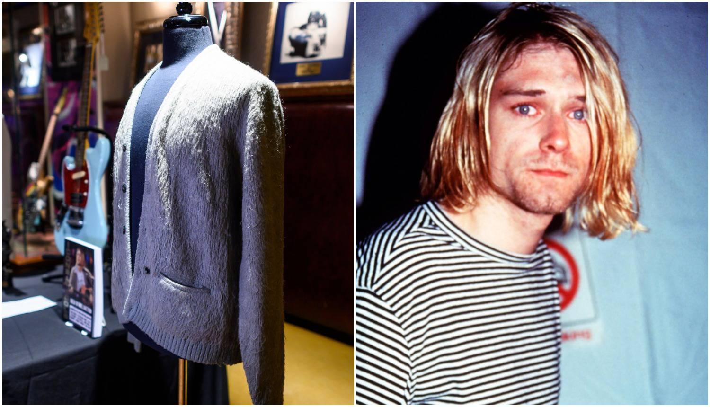 Cobainova vesta prodala se za 2 mil. kuna: Nikad ju nisu prali