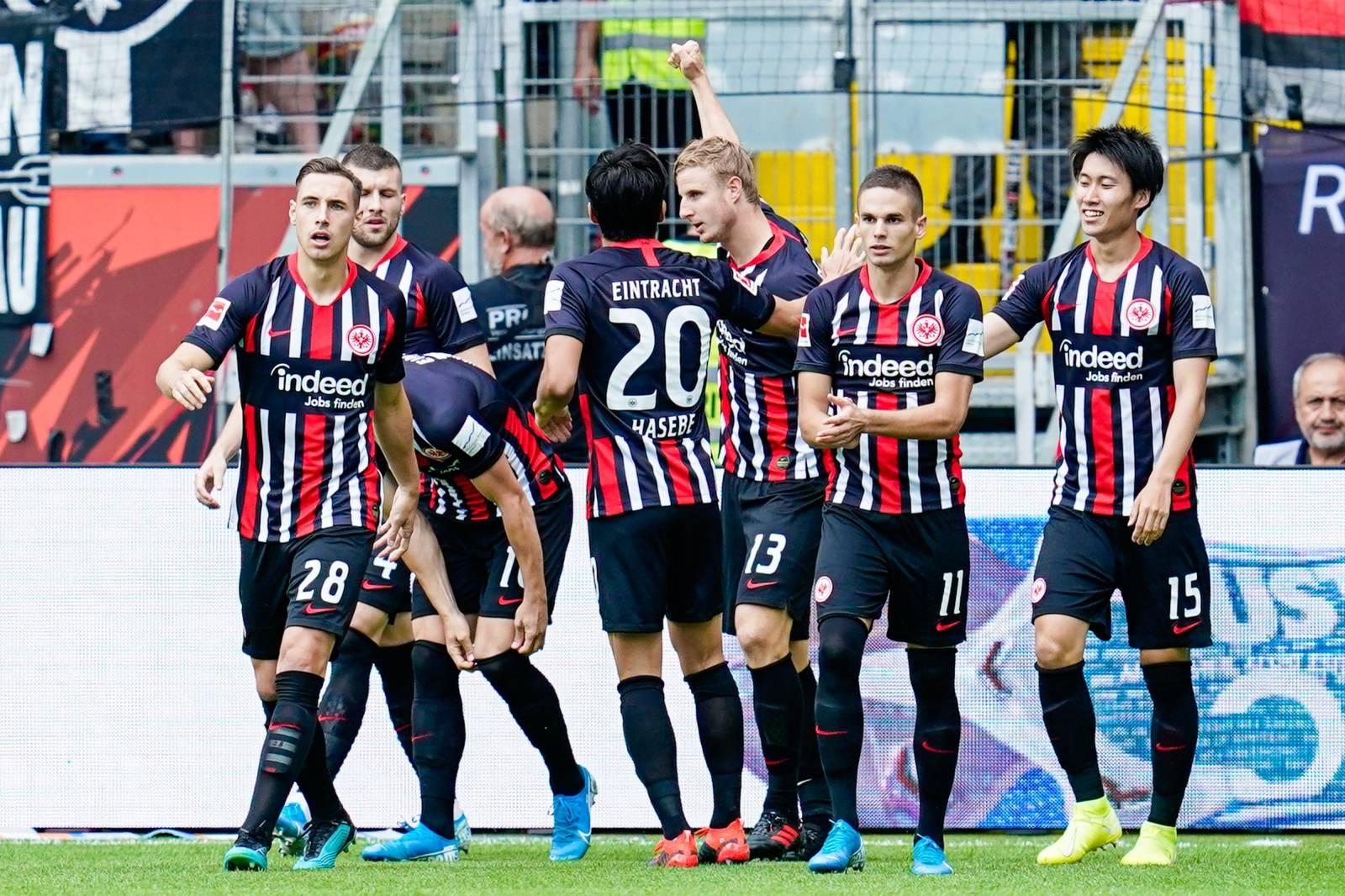 Eintracht Frankfurt v Hoffenheim