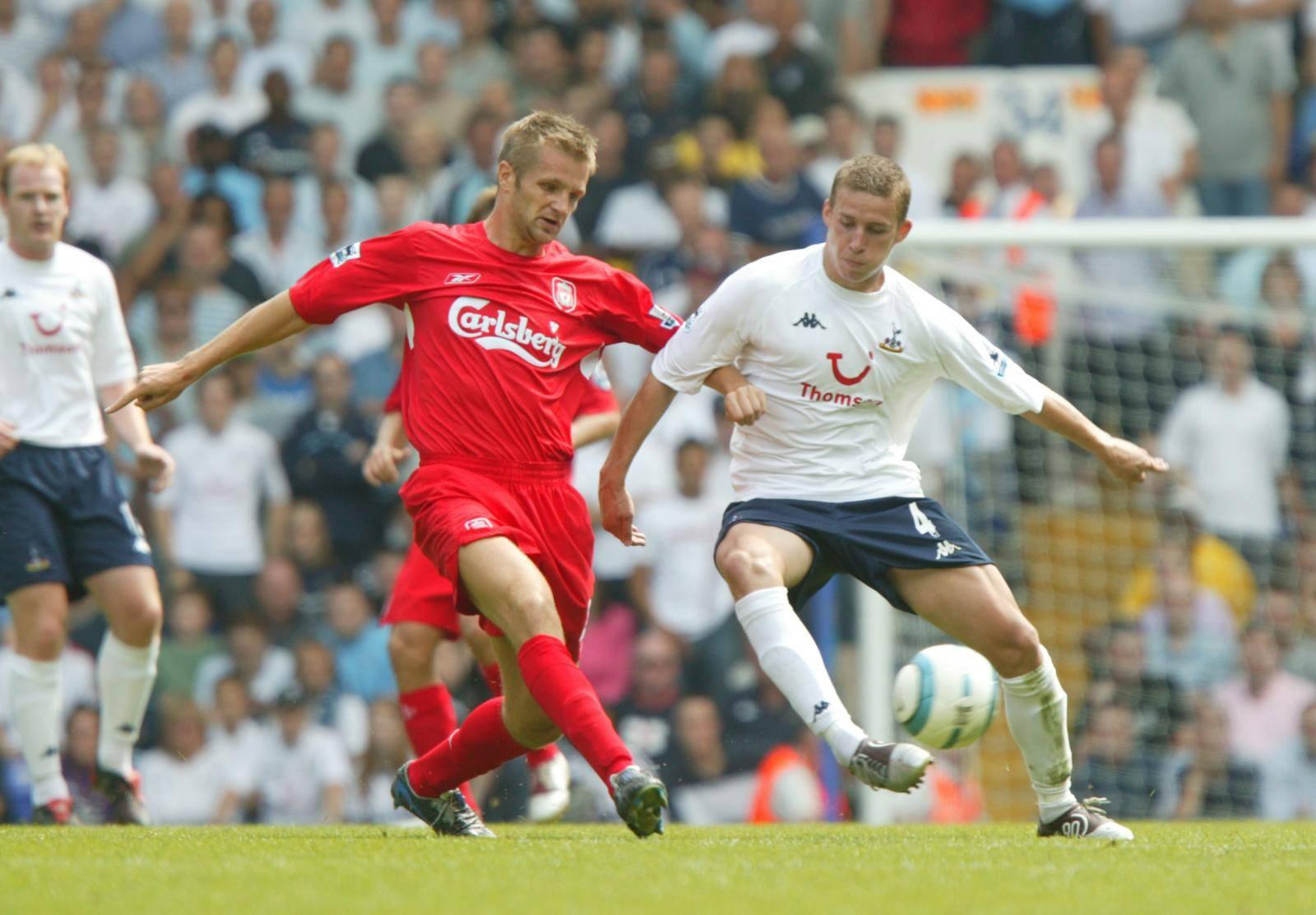 Soccer - FA Barclays Premiership - Tottenham Hotspur v Liverpool
