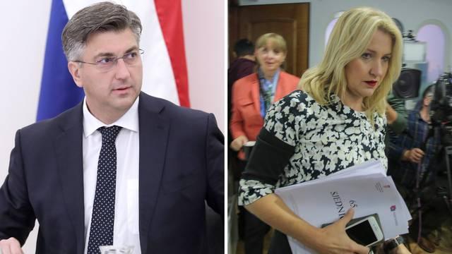 Slučaj 'kum': Protiv Andreja Plenkovića pokreću postupak