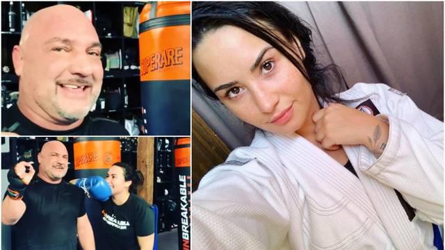 Demi završila na psihijatriji: Slomila se, treneru izbila zub