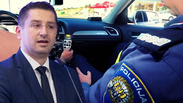 HDZ-ovac jurio 176 km/h, rekao je na osječkom sudu da mu je žao. Dobio je manju kaznu