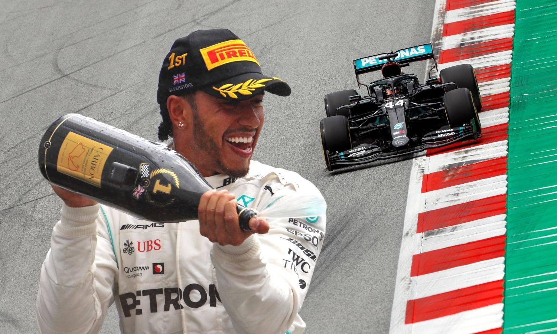 Lewis Hamilton kreće u lov na rekord Michaela Schumachera