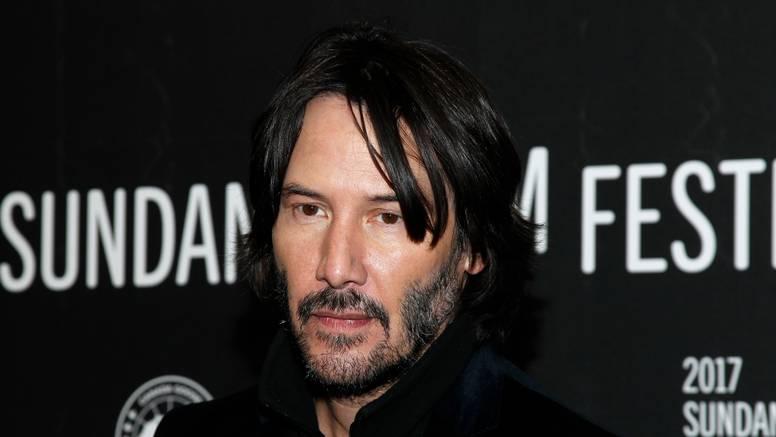 Pogledajte kako Keanu Reeves izgleda u novom Matrixu