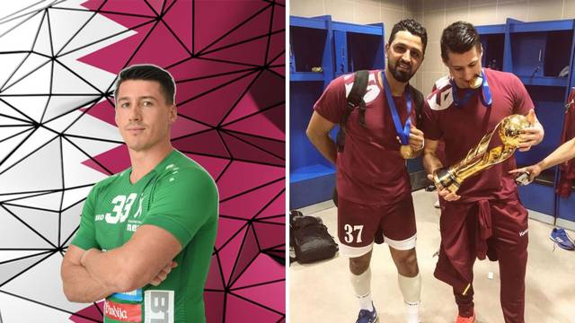 Katar - legija stranaca u kojoj se nalazi čak i Hrvat! 'Mogao sam danas igrati protiv Hrvatske...'