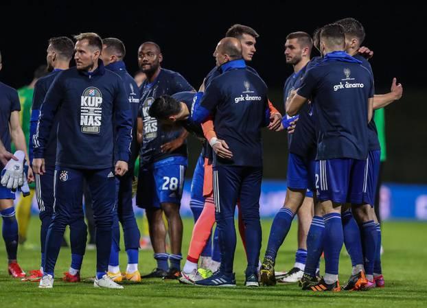 Dinamo i Istra u finalu Hrvatskog nogometnog kupa
