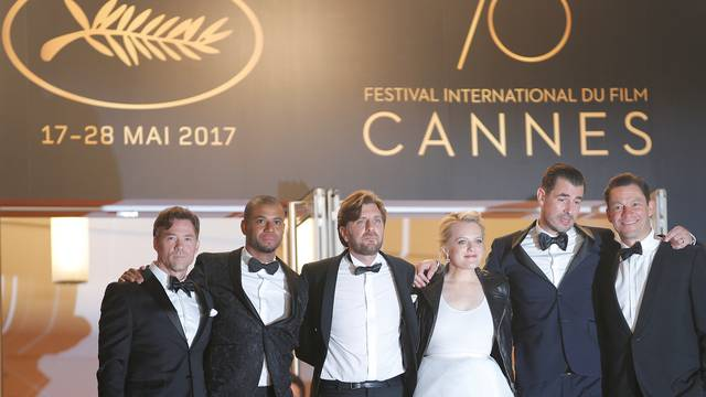 70th Cannes Film Festival - Screening of the film The Square in competition - Red Carpet Arrivals