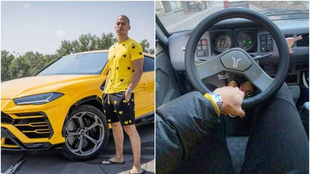 Baka Prase sad vozi Yugo nakon što su mu oduzeli Lamborghini  i Porsche: Što je tu je, bit će bolje