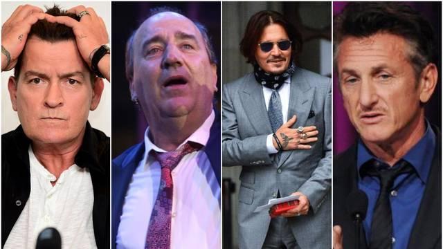 Hvalili su  ih, a oni su nasilnici: Grdović vrijeđao Brankicu, a Depp je ženi prijetio smrću...