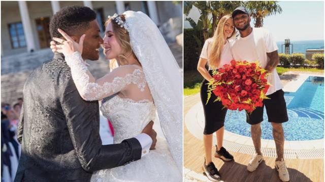 Fernandesi objavili snimke sa svadbe: Slave četvrtu godišnjicu