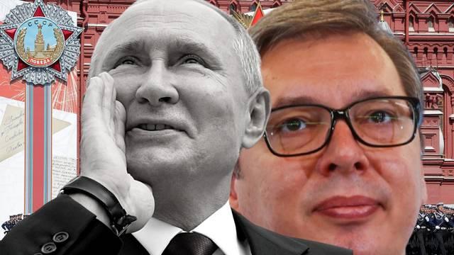 Kosovo izmiče pa Vučić gazi Crnu Goru jer mu to naređuju gazde. Kroji regiju po planu Moskve...