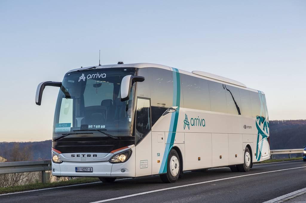 Uz Arriva Croatia mobilnu aplikaciju putnici štede novac