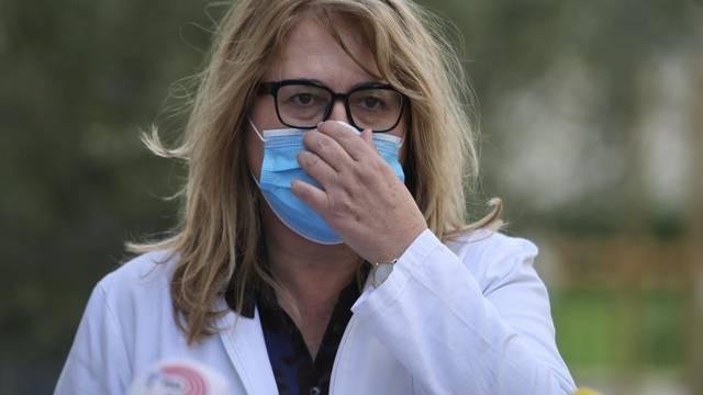 Split: Željka Karin dala izjavu za medije