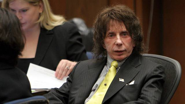 Phil Spector Found Guilty