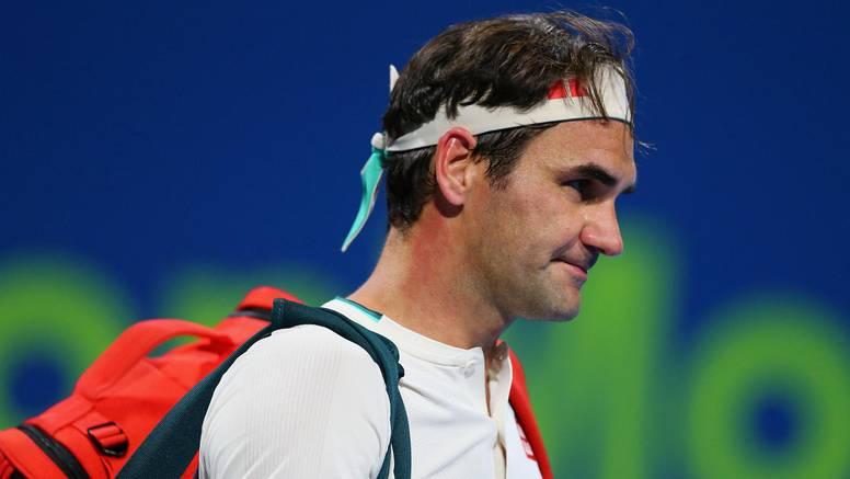 Roger Federer: Uh da, odlazak u mirovinu se definitivno približio