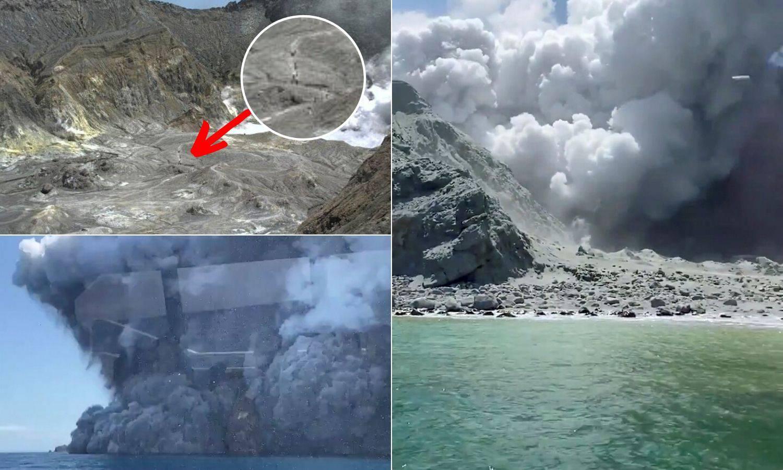 Video: Vulkan eruptirao, a ljudi bili unutra, najmanje 5 mrtvih!