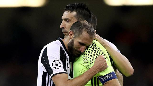 Juventus v Real Madrid - UEFA Champions League - Final - National Stadium