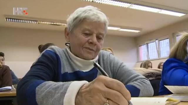 Jasminka u 75. godini pri kraju trećeg fakulteta: Uzor je svima