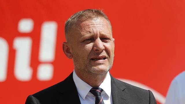 Zagreb: Čelnici stranaka RESTART koalicije o tijeku kampanje te očekivanjima od izbora