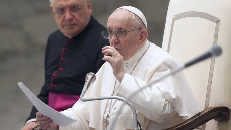 Papa Franjo pozvao sve da  se cijepe: 'Cjepiva nam daju nadu'