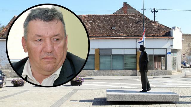 Glina prije potresa: Grad se raspadao, ali se potrošilo preko 500.000 kn na Tuđmanov kip