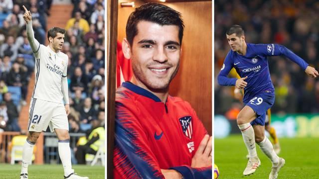 Bivši Realovac opet u Madridu: Morata je potpisao za Atletico