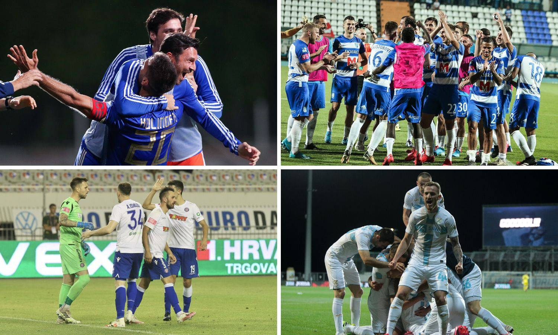 Lokosi imaju najlakši, a Hajduk najteži raspored: Tko će ići u LP?
