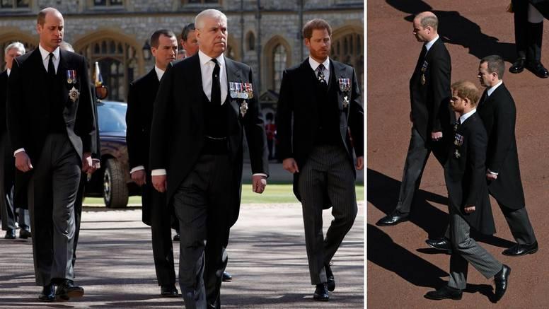 William tražio da odvoje njega i Harryja: 'Mnogi mu zamjeraju'