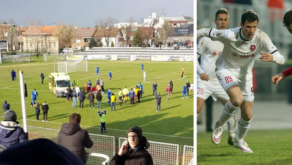 Užas u Sl. Brodu: Na utakmici Marsonije preminuo nogometaš