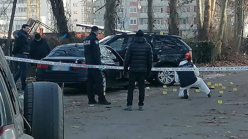 Izrešetali par u Zagrebu: 'Već nekoliko dana luduju po kvartu, svaku noć se naganjaju autima'