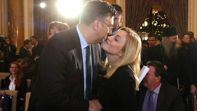 Kakva je to vrsta ljubavi sada spojila Marijanu Petir i Andreja Plenkovića prije novih izbora?