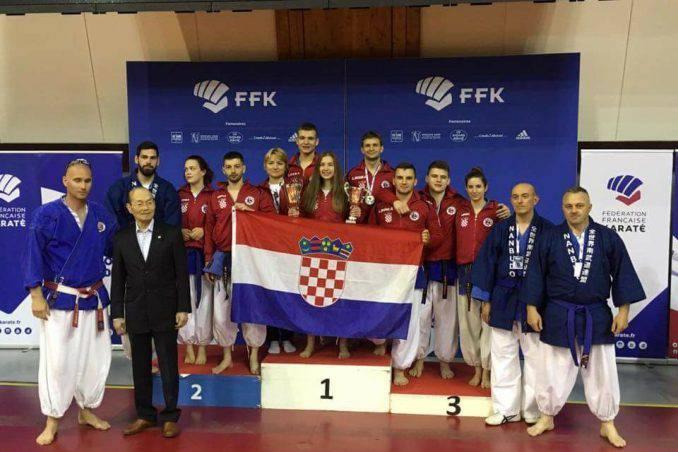 Čak 18 nanbudo medalja za Hrvatsku na EP u Francuskoj