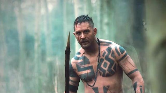 Tom Hardy promovira novi film i razmišlja o napuštanju glume