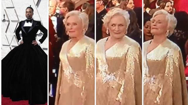 Reakcija glumice na Porterovu haljinu postala hit na internetu