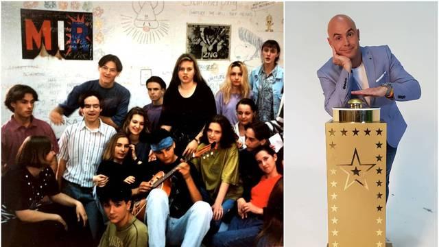 Bilman pokazao srednjoškolsku fotku i zbunio sve: 'Koji si ti?'