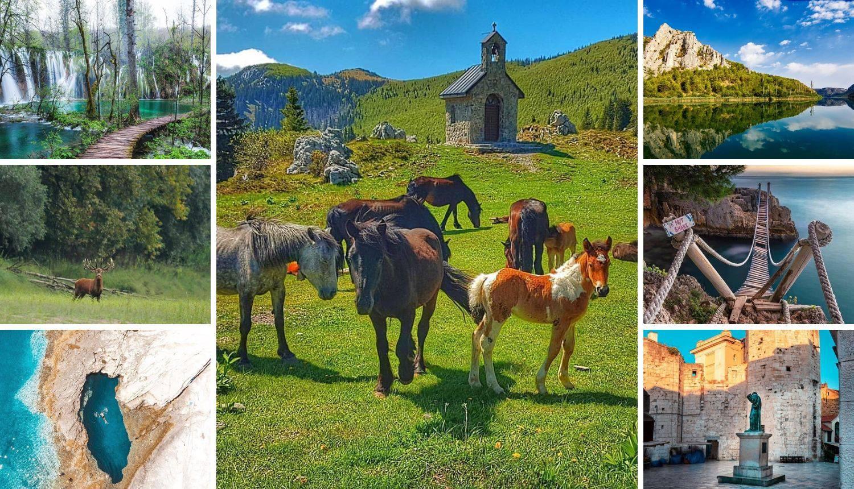 Đir po Instagramu: Hrvatska u izdanjima koje još niste vidjeli