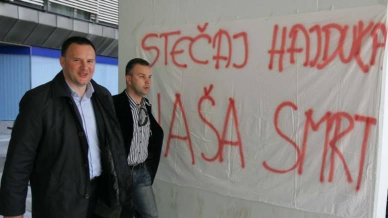 Hajdukovi problemi traju i dalje... Stečaj ili plaćanje?