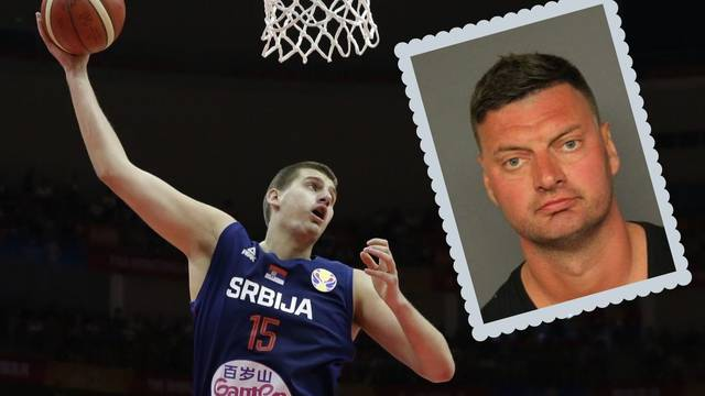 Uhićen brat srpskog košarkaša Jokića: Gurao i davio ženu...