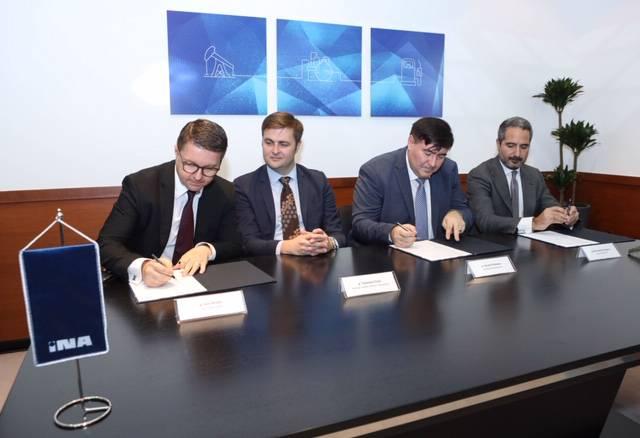 Potpisan ugovor za izgradnju postrojenja u riječkoj rafineriji