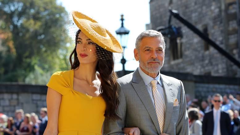 Amal oplela po Clooneyju: Djecu je u pandemiji učio glupostima!