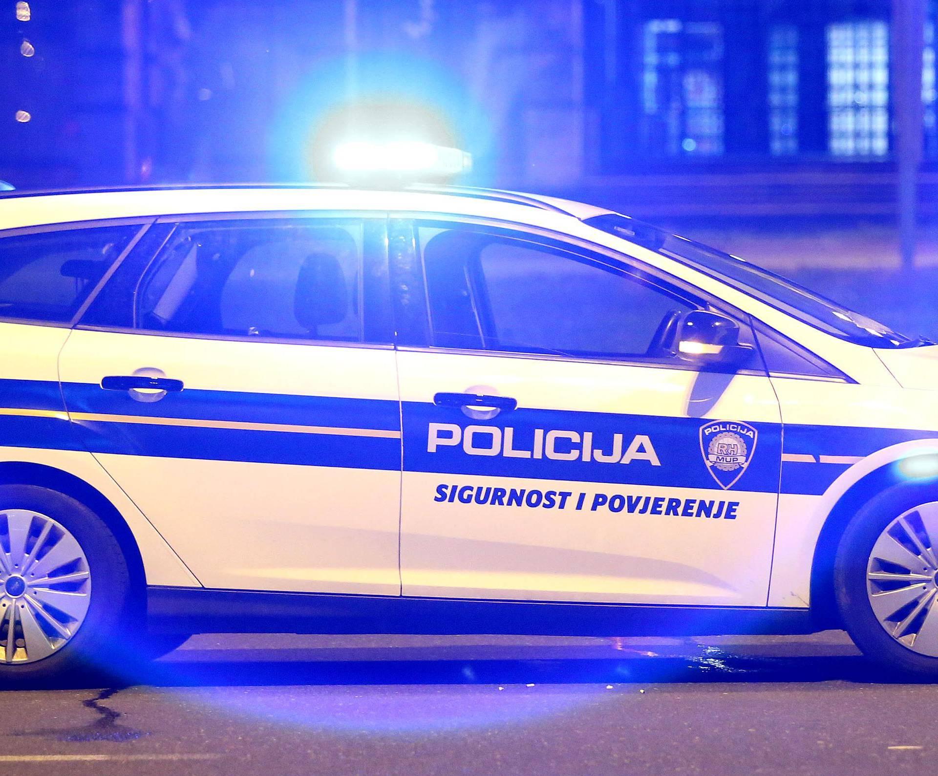 U starom koritu rijeke Krapine policija je pronašla tijelo žene