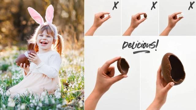 Budite oprezni! Mala čokoladna jaja mogu biti opasna za djecu