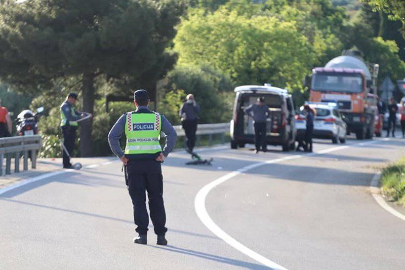 Na dječaka naletio auto: Vozili ga helikopterom u KBC Split