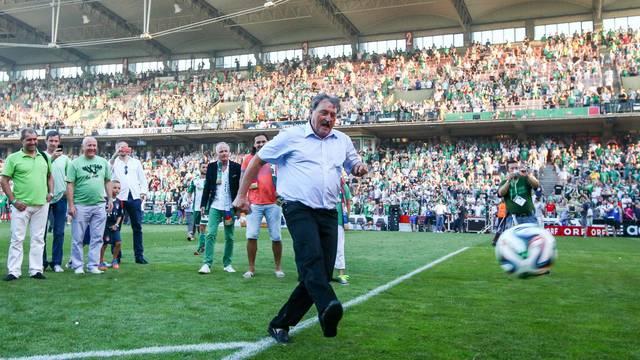 AUT, Testspiel, SK Rapid Wien vs Celtic FC