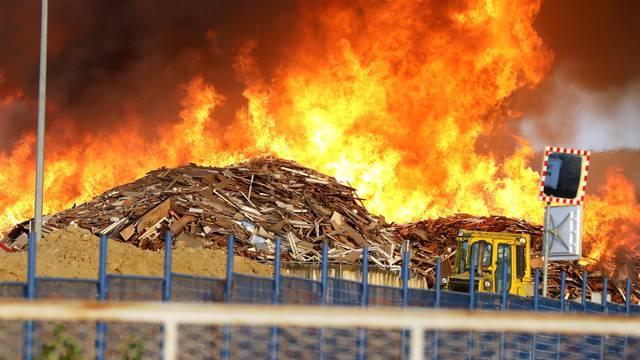 Čudno opravdanje Zagreba o požaru: 'Mjerit ćemo drugi put'