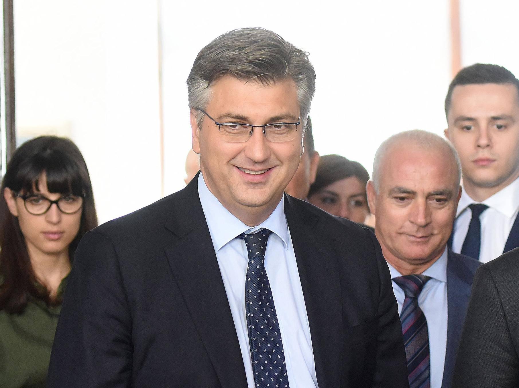 Varaždin: 4. sastanak Vlade sa županima i predstavnicima Udruge gradova