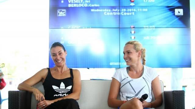 Poznati su prvi četvrtfinalisti; prvi put u Umagu zaigrale žene