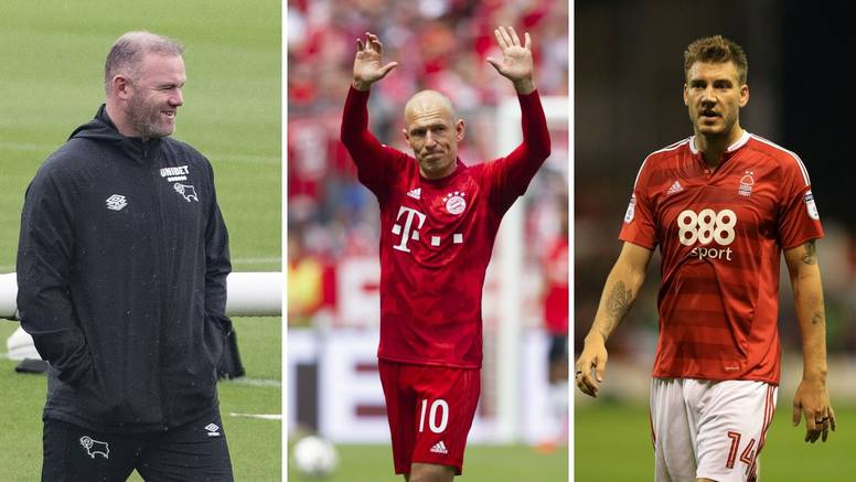 Nije Mandžo jedini: Tri Hrvata među ikonama koje su završile nogometnu karijeru ove godine